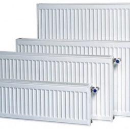 Стальные панельные радиаторы, тип К-22